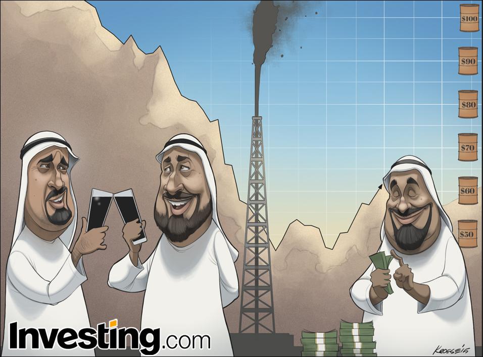 Άλμα του πετρελαίου τον Απρίλιο-Μάιο, αλλά βραχύβια η ανάκαμψη του